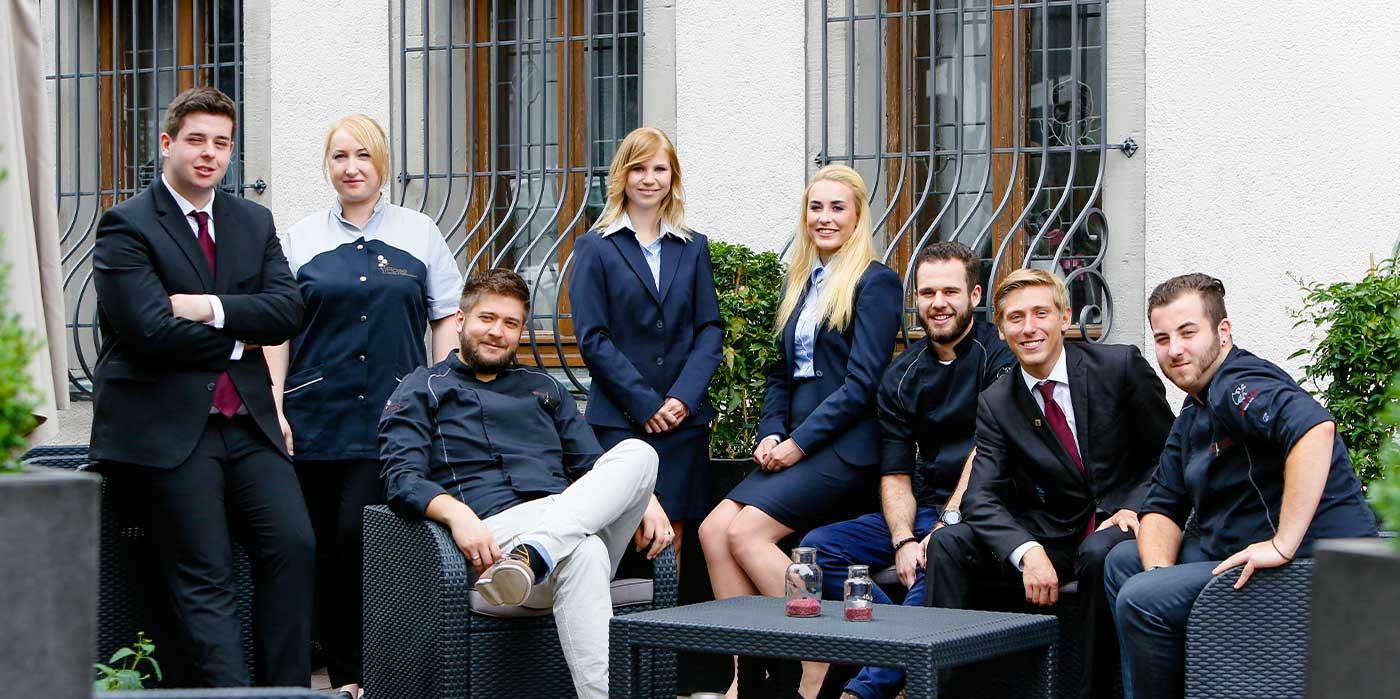 Restaurant Maerz & Hotel Rose Team