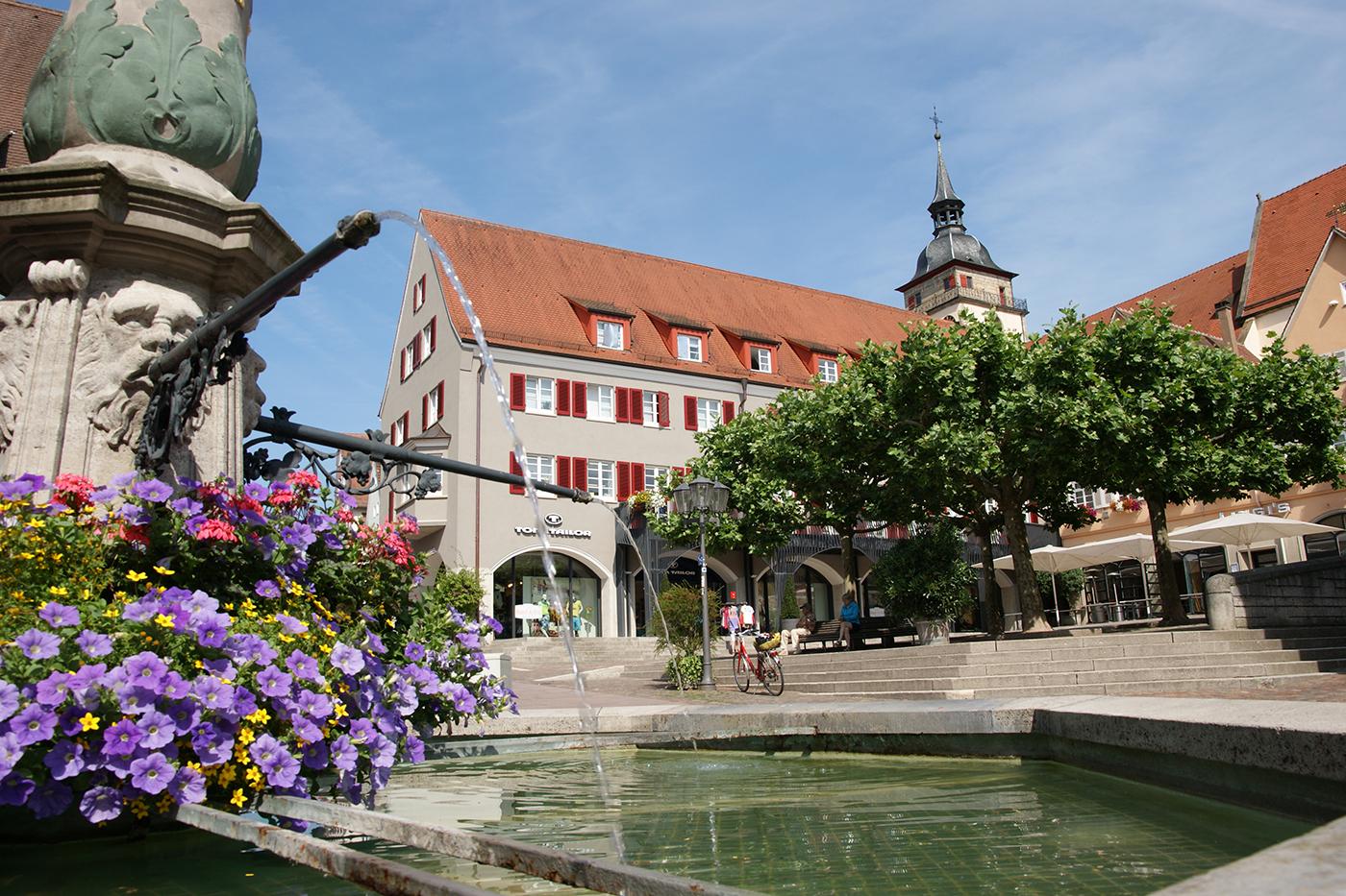 Bietigheim Marktplatz