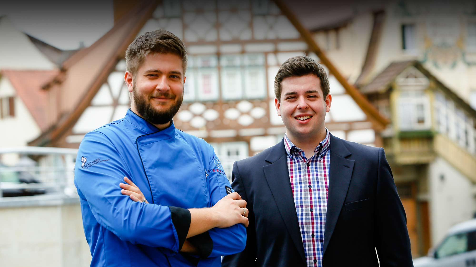 Benjamin und Christian Maerz