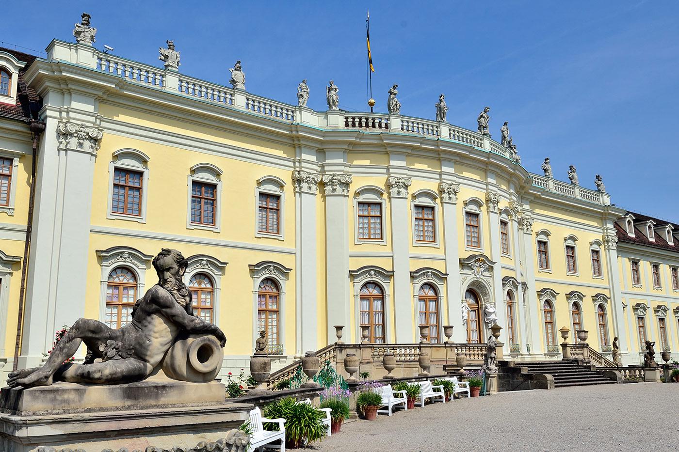 Ludwigsburg Residenz