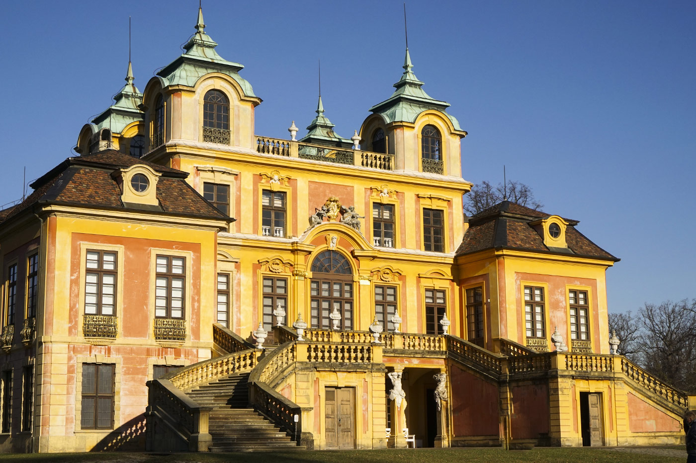 Ludwigsburg: Schloss Favorite