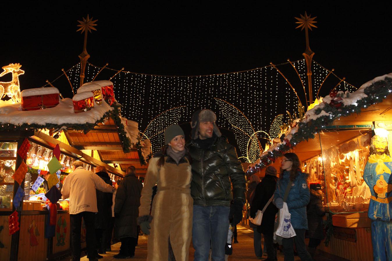 Weihnachtsmarkt in Bietigheim-Bissingen