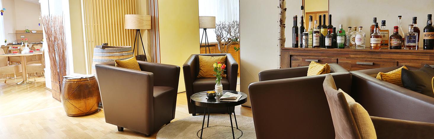 Arrangements im Hotel Maerz